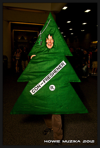 Con Freshener Costume