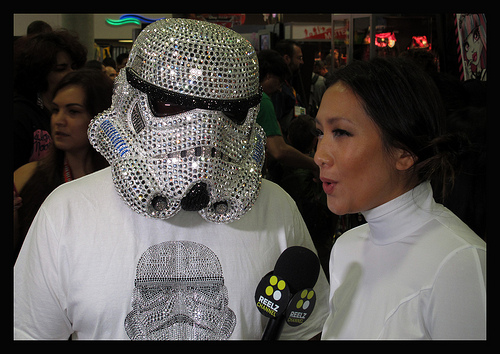 Disco Storm Trooper