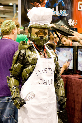Master Chief Chef