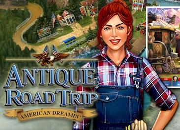 Behind the Curtain: Antique Road Trip: American Dreamin'