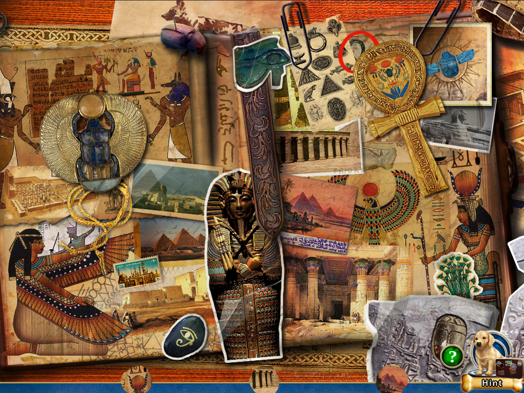 Screenshot of Antique Road Trip: American Dreamin' Puzzle