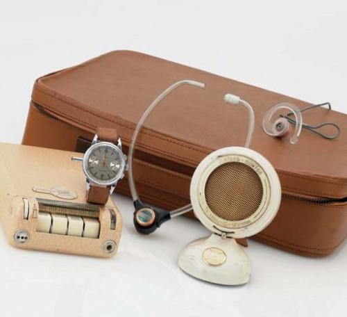 Protona Minifon P55 Recorder Watch