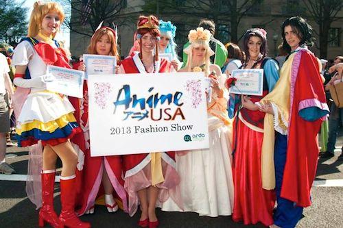 Anime USA