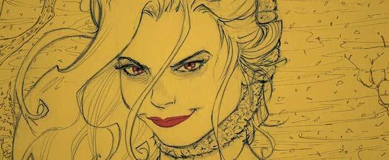 Rachel Rising comic