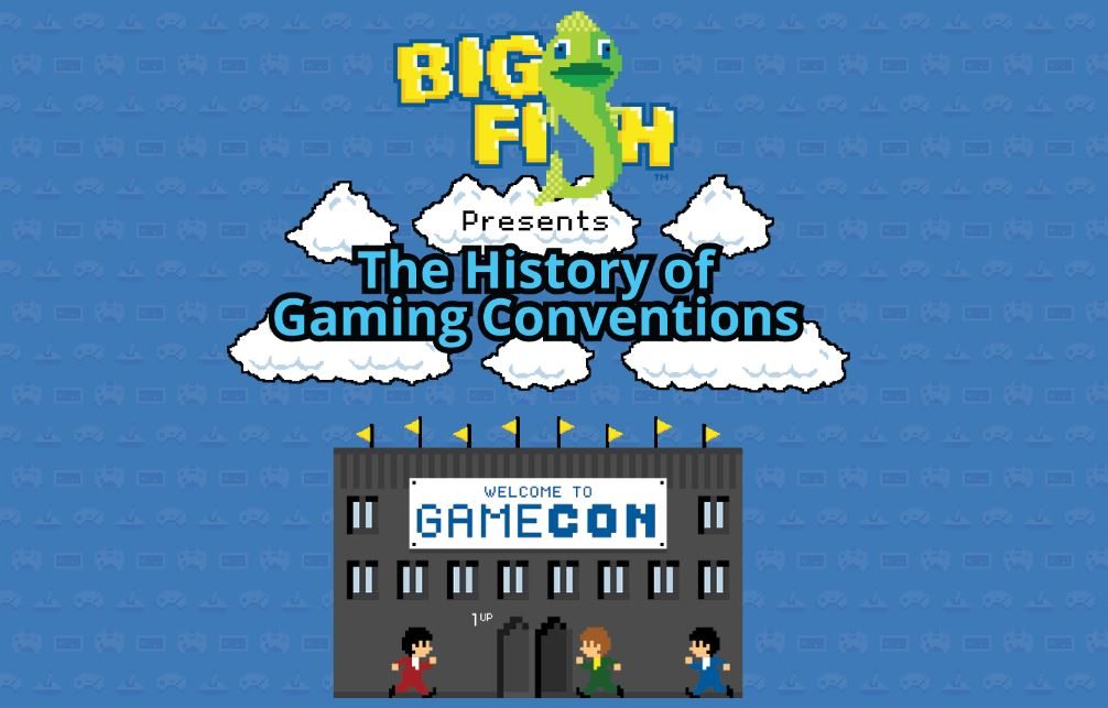 The History of Video Game Conventions
