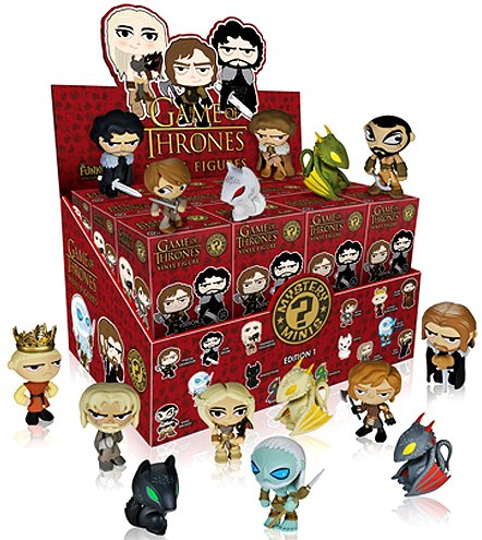 Game of Thrones Blind Box Mystery Mini